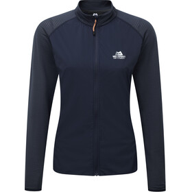 Mountain Equipment Trembler Jacket Women Cosmos/Blue Nights